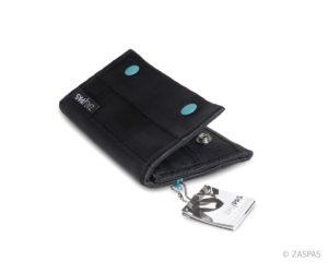 Peněženka z bezpečnostních pásů