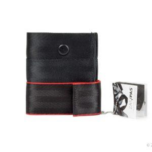 wallet from seatbelts
